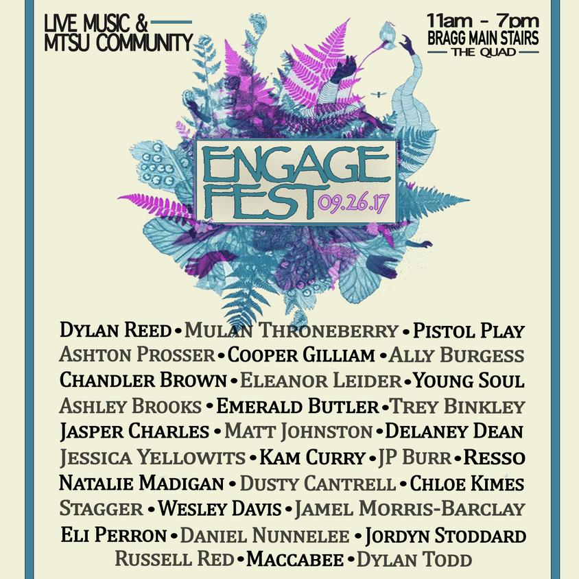 Engage Fest | September 26, 2017