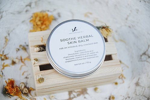 Soothe Herbal Balm