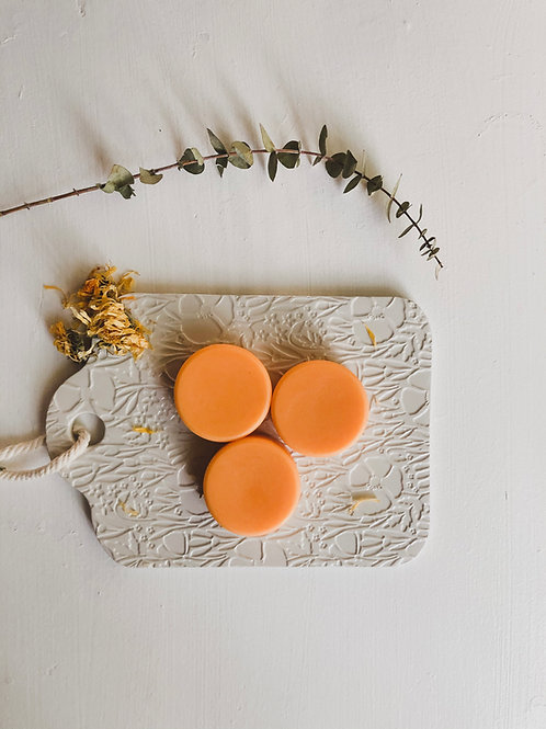Solid Conditioner Bar Papaya Grapefruit