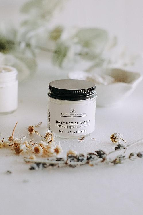 Silk Daily Face Cream