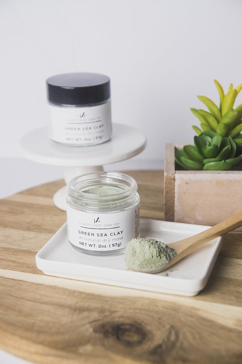 Verde Clay Mask