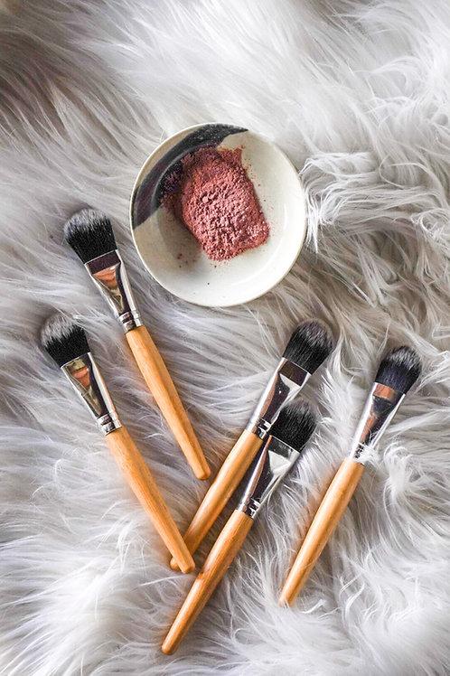 Bamboo Mask Brush