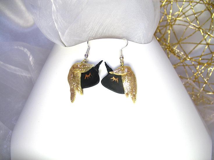 Licornes d'or
