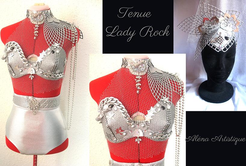 Tenue Lady Rock T34-36