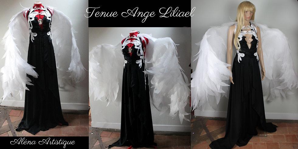 Tenue Ange Liliael T34-40