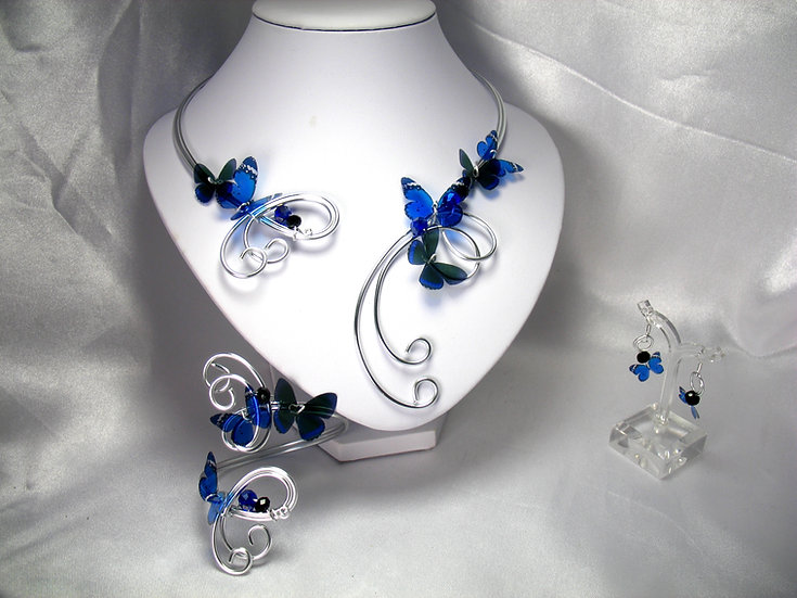 Méli mélo de papillons