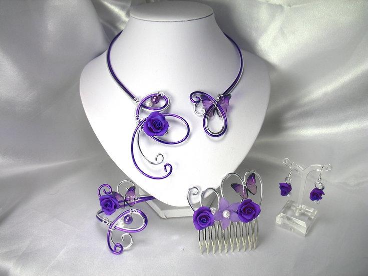 Méredith Costume jewelry set