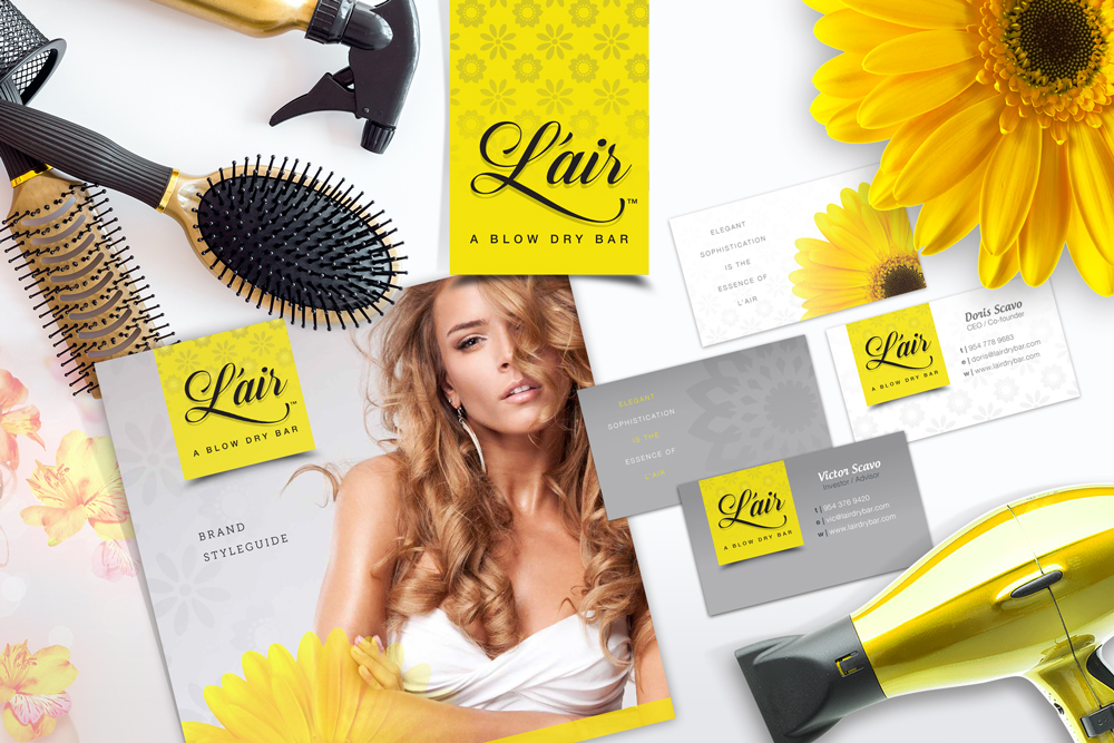 Lair A Blow Dry Bar