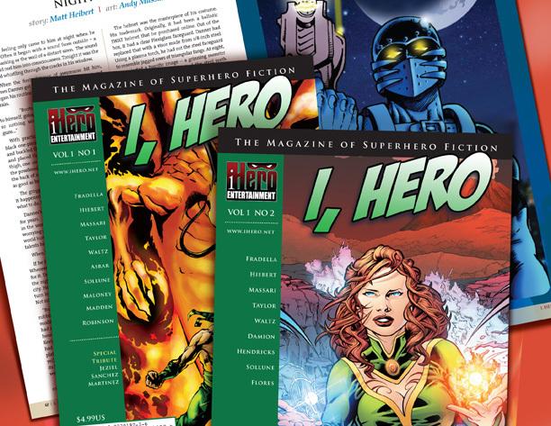 iHero Magazine