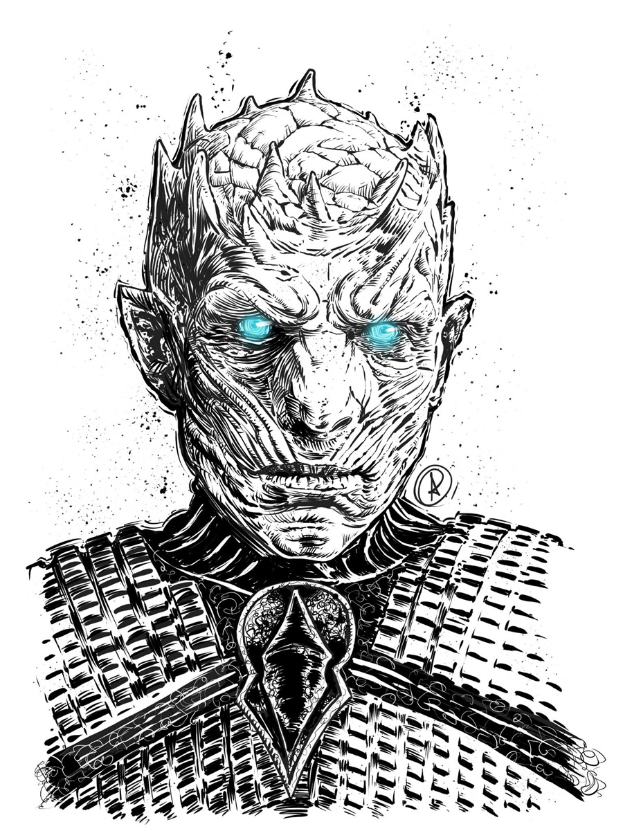 NightKing Digital Ink