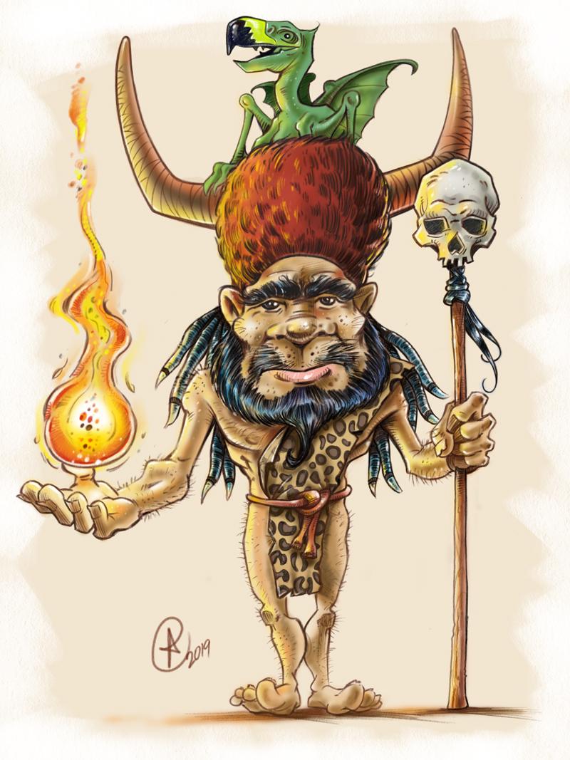 Shama Neanderthal