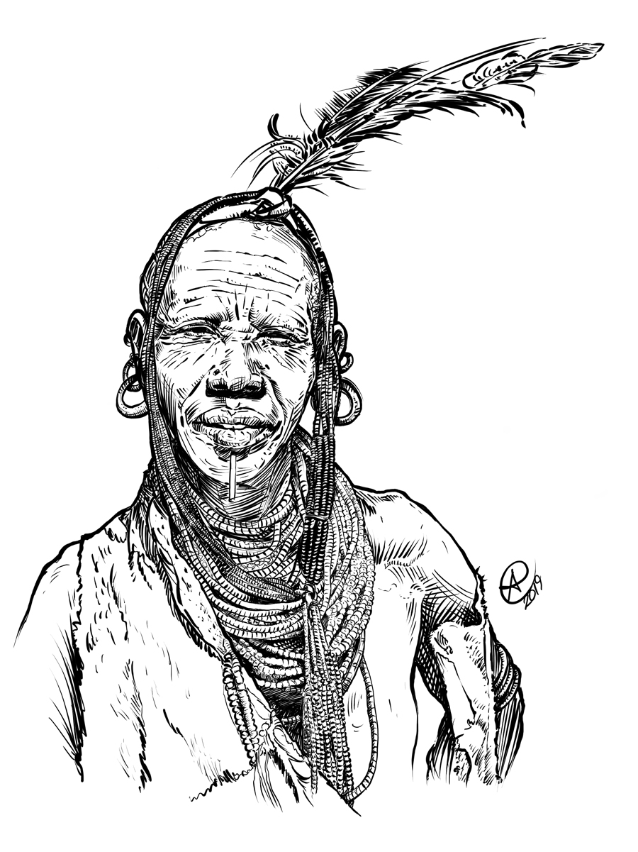 Native Digital Ink