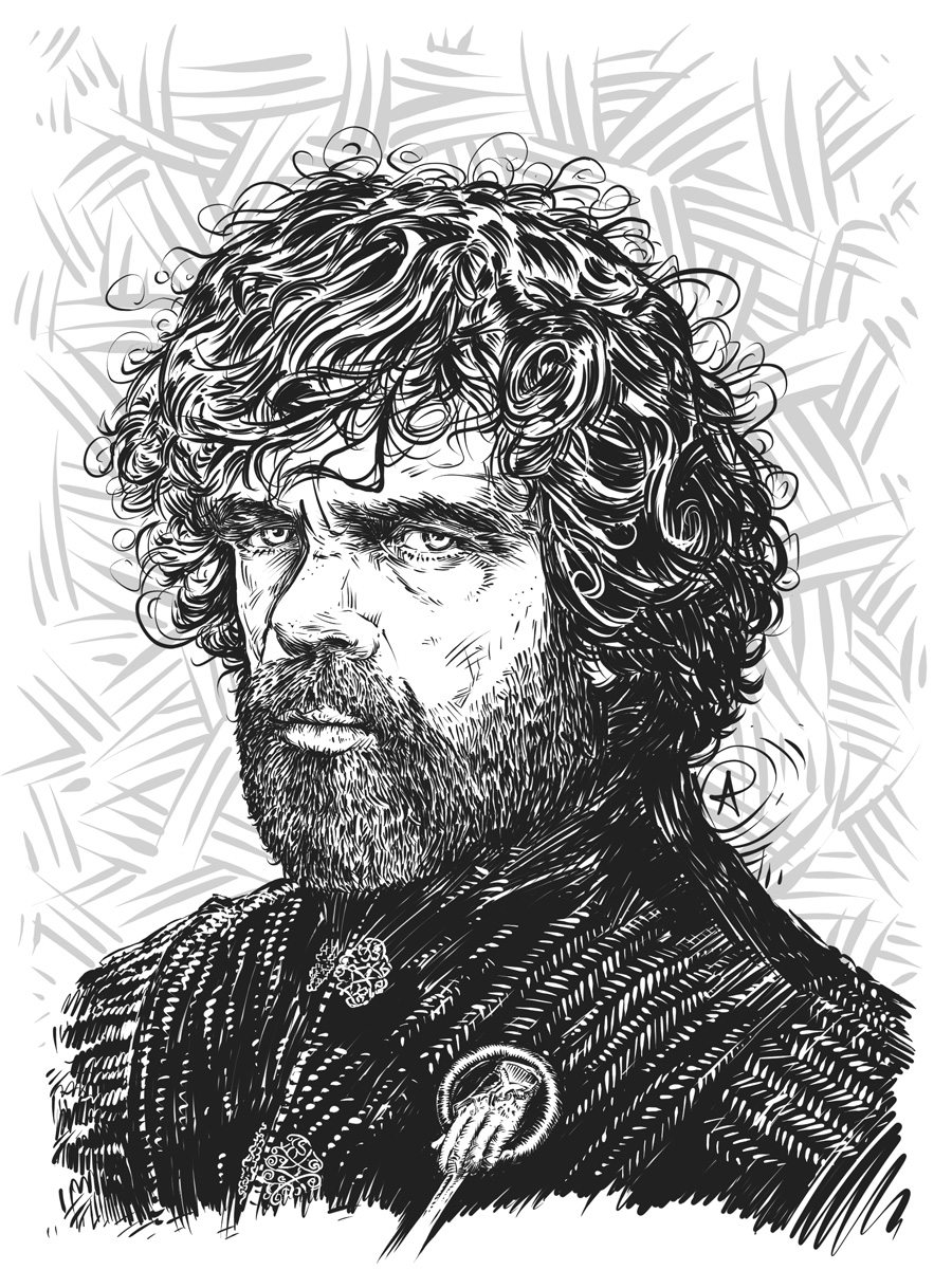 Tyrion Digital Ink