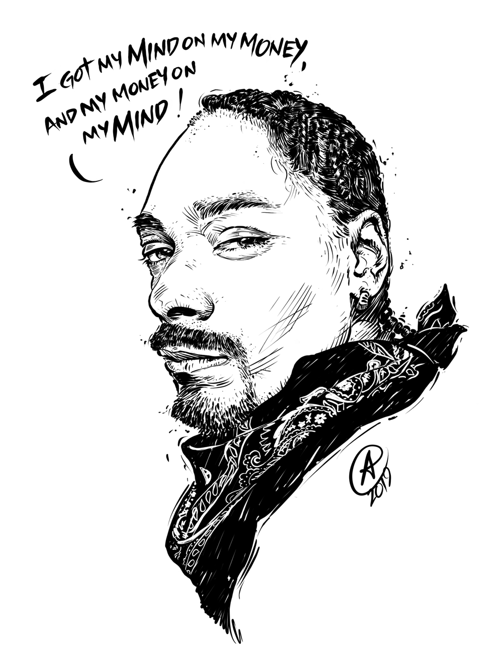 Snoop Digital Ink