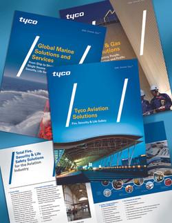 TYCO Vertical Brochures