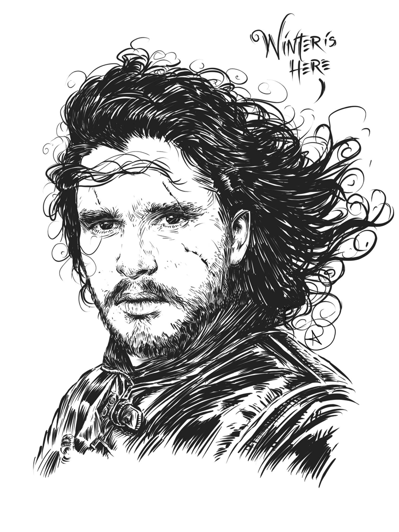 JonSnow Digital Ink