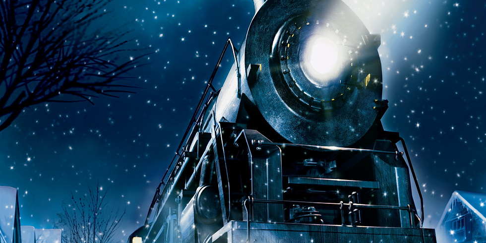 Movies with the Animals: The Polar Express