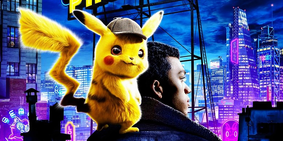 Movies with the Animals: Detective Pikachu