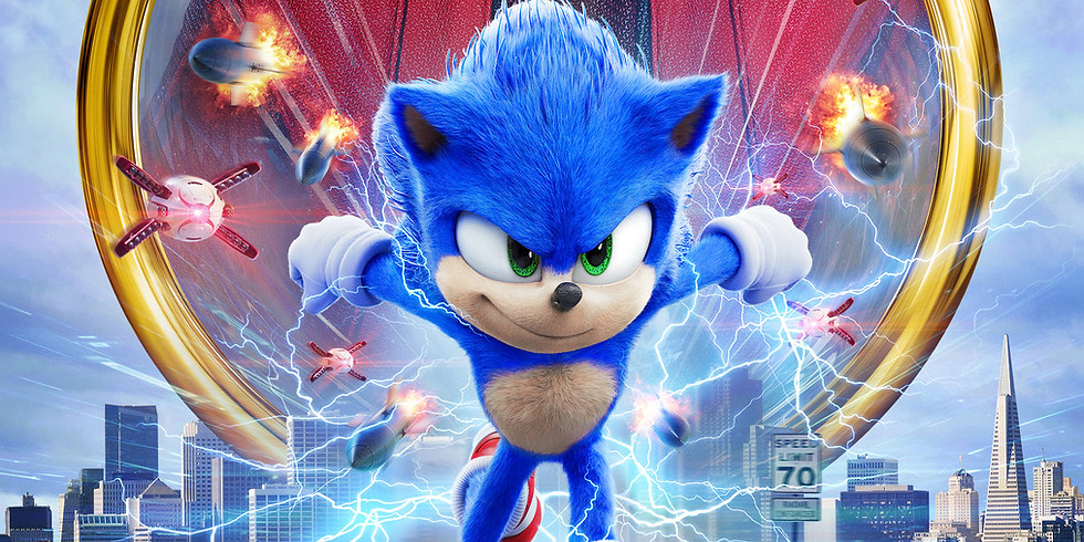 Movies with the Animals: Sonic the Hedgehog