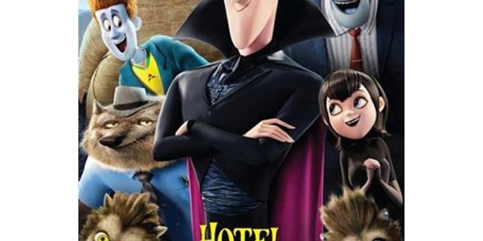 Movies with the Animals: Hotel Transylvania