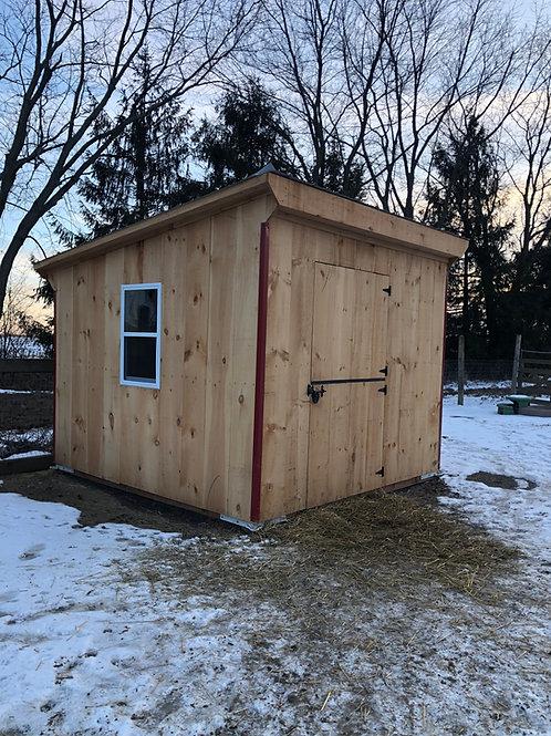 New Shelter