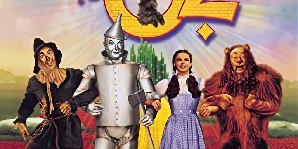 Movies with the Animals: The Wizard of Oz
