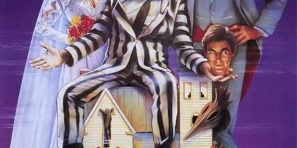 Movies with the Animals: Beetlejuice