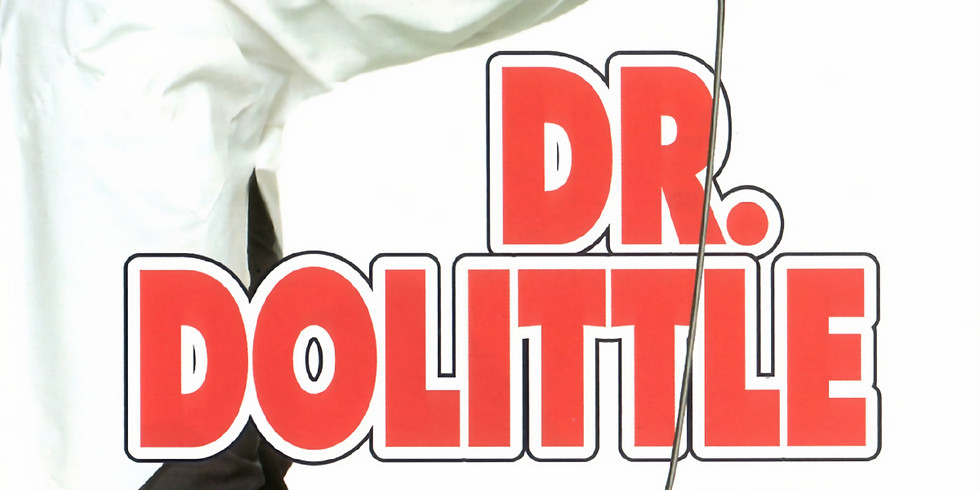 Movies with the Animals: Dr. Dolittle (1998)