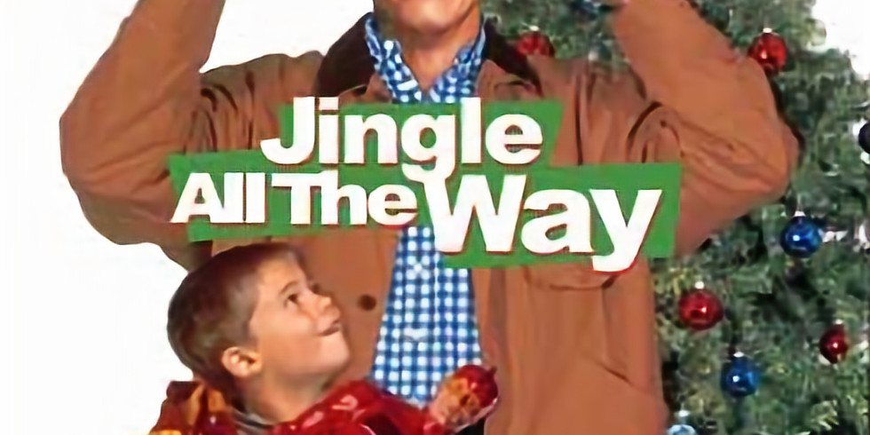 Movies with the Animals: Jingle All The Way