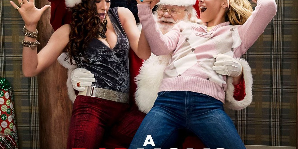 Movies with the Animals: Bad Moms Christmas