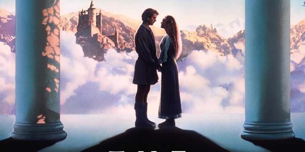 Movies with the Animals: The Princess Bride