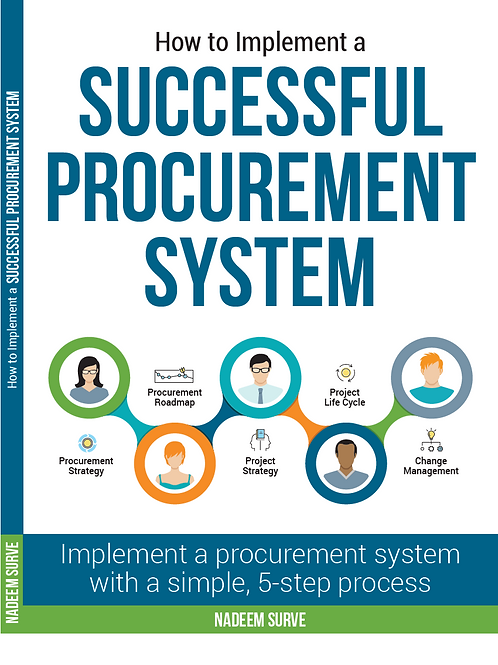 How to Implement a Successful Procurement System