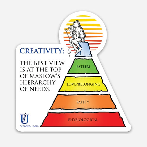 "CREATIVE-U ""THE BEST VIEW"""