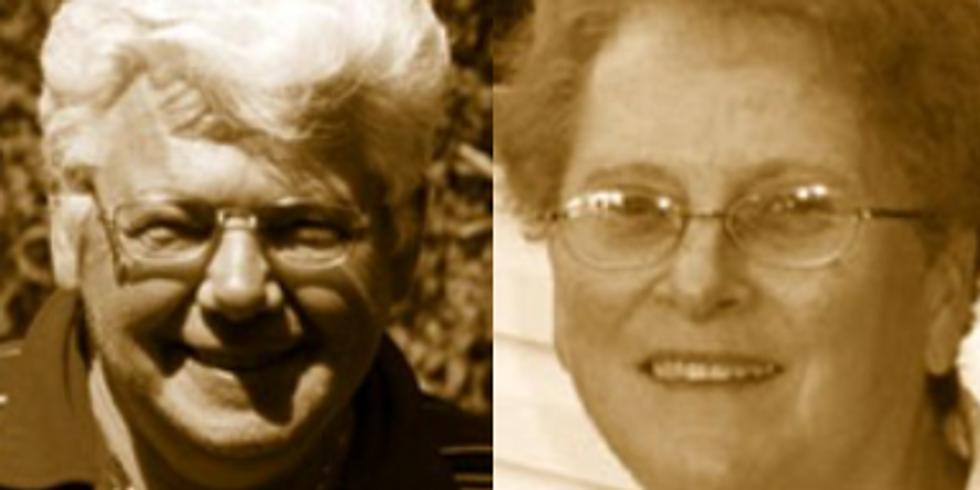 « Les jeudis Acadiens » - Nelson Michaud et Anita Savoie