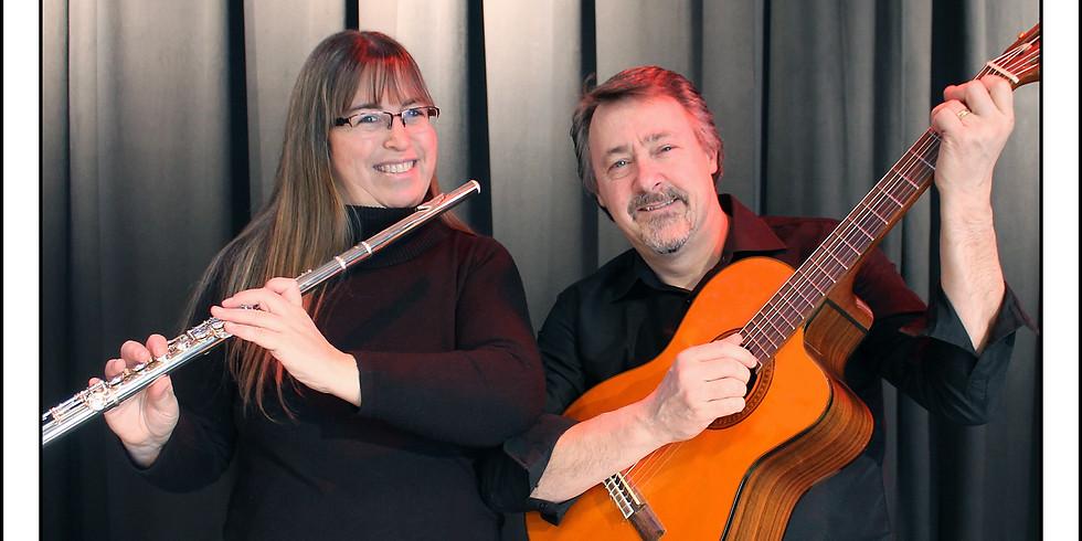 Yolande Mallet & Robert Duguay - Soirée musicale