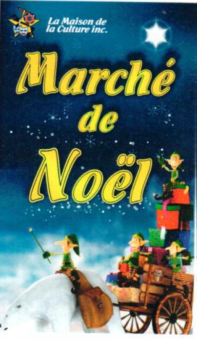 26e édition du Marché de Noël
