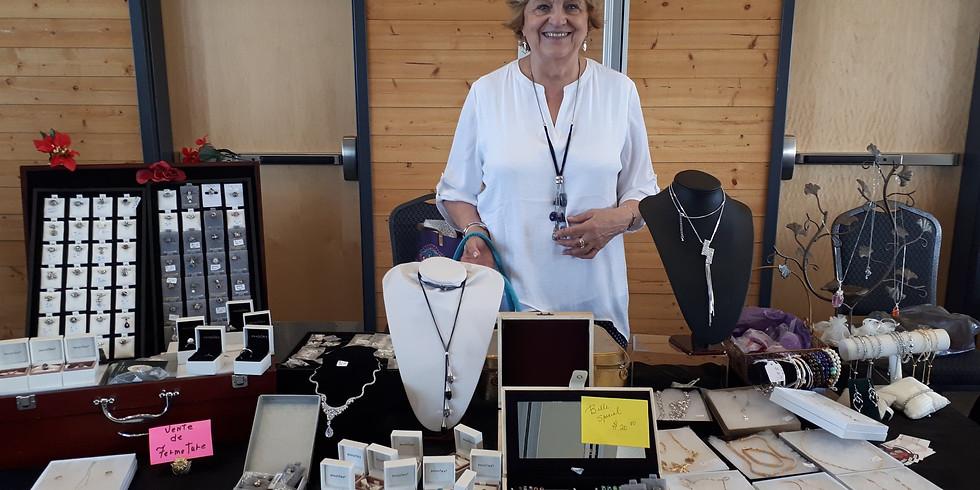 Exposition de bijoux - Jacqueline Hébert