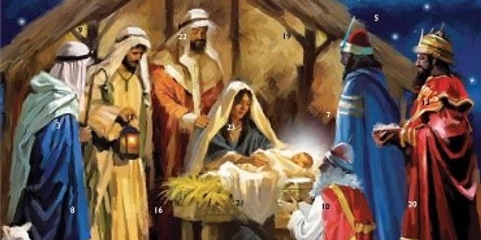 Exposition crèches de Noël