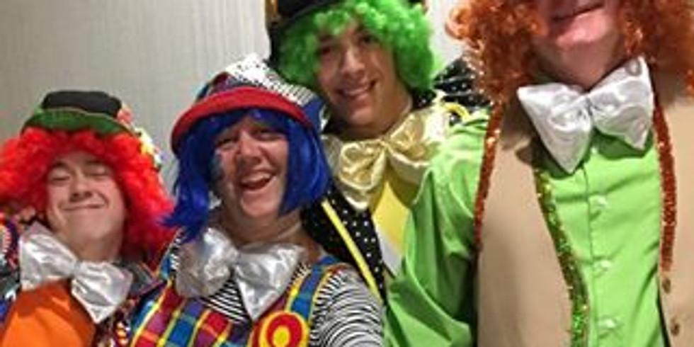 Famille Aca-Clown