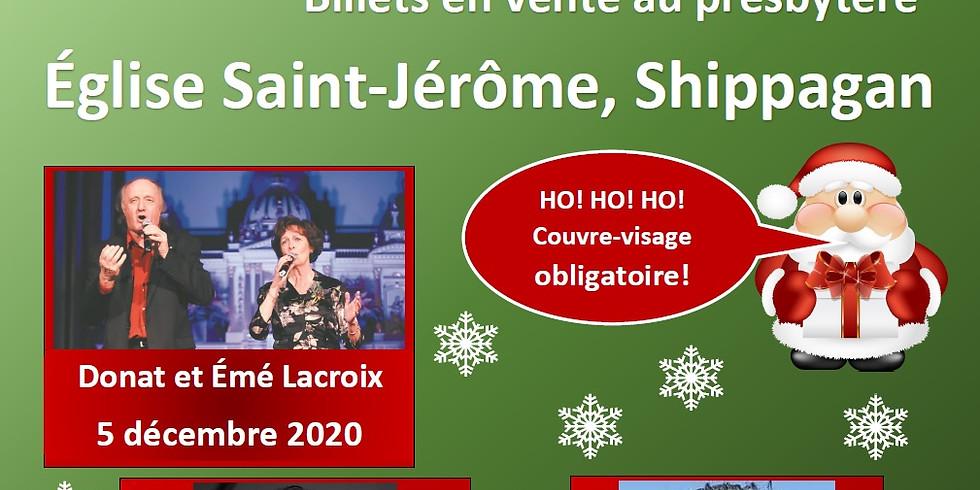 Concert de Noël - Nicolas Basque