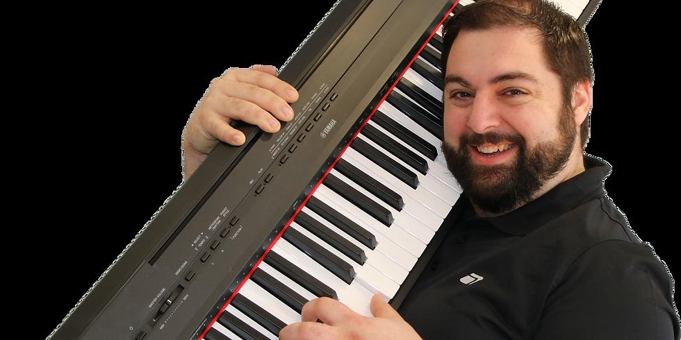 Midi musical - Frédérick Savoie