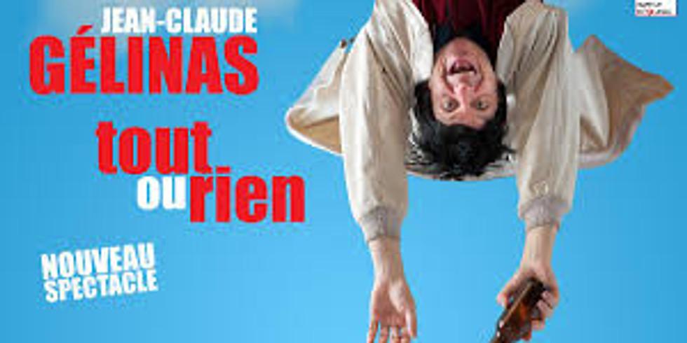 Jean-Claude Gélinas - Tout ou rien