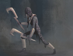 Mummified Swordmaster commission
