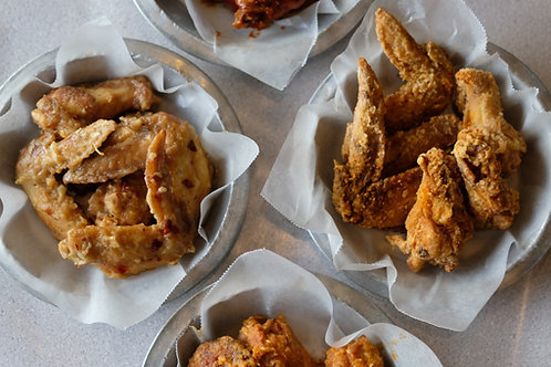 Chicken Wings - Half Dozen