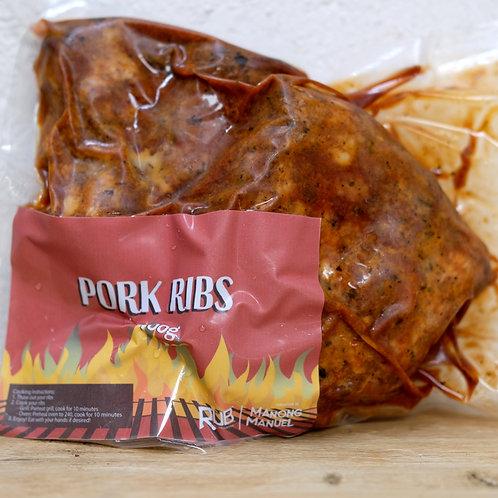 Frozen Pork Ribs (400g)
