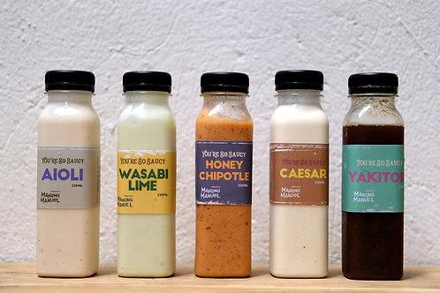 Super Sauce Pack