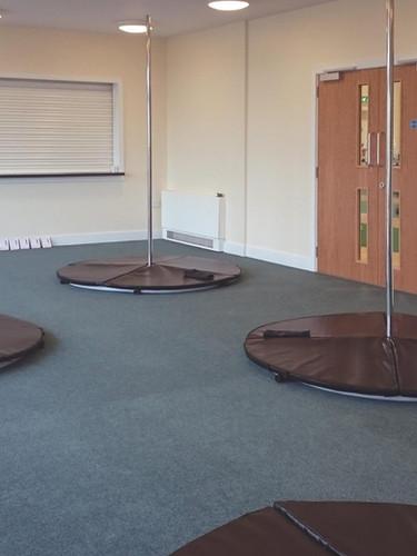 Bersted-Park-Community-Centre-Pole-Studi