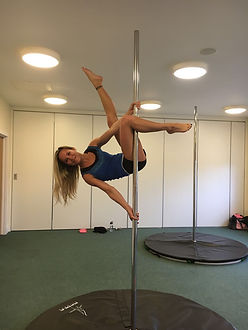 Bersted park pole fitness