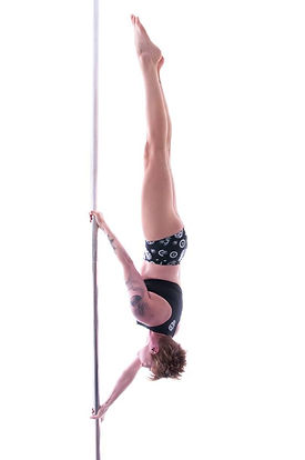 Amy White Aerial and Pole Instructor