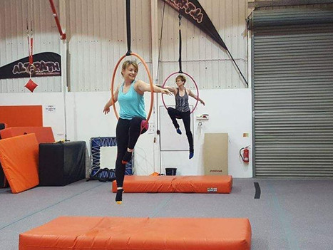 New Aerial Hoop Classes!